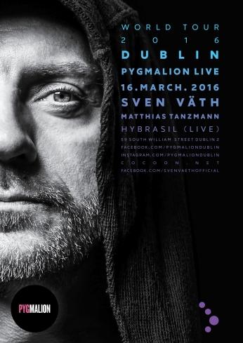 2016.03.16 Sven Vath Hybrasil Live A3 Poster online