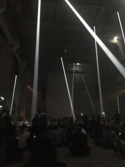 Main Room Atonal 2018